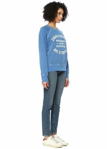 Zadig&Voltaire Sweatshirt Mavi